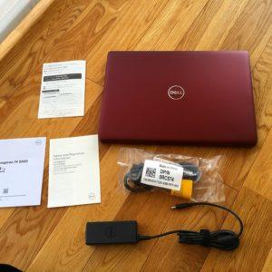 Dell inspiron 14 同梱物